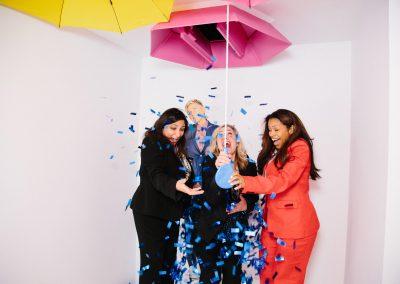 Ellen DeGeneres Newfronts