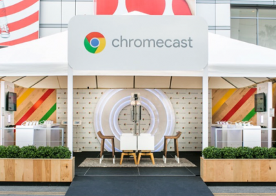 Google Castland
